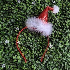 NEW H&M Cute Santa Hat Headband/Hairband Adults!